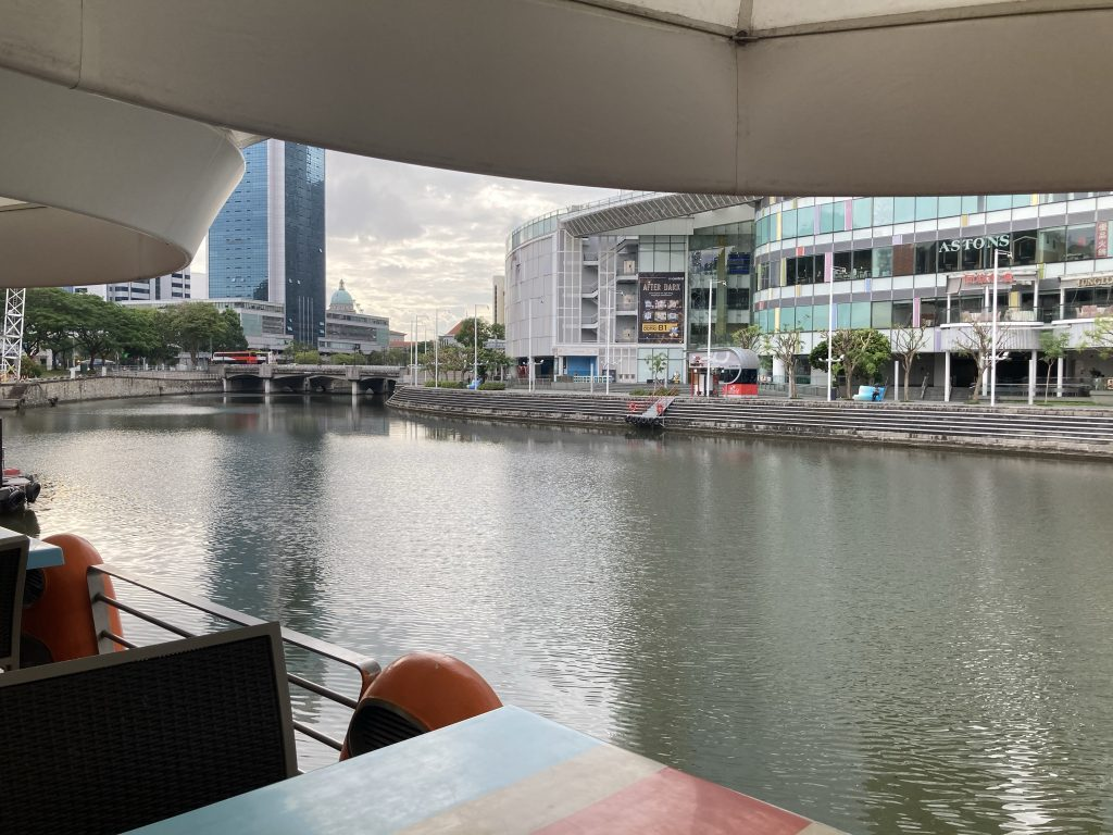 Canninghill Piers by CDL City Developments Limited at Singapore River Valley Road