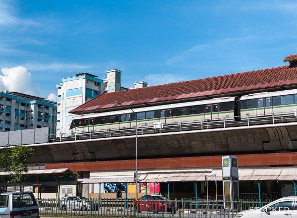 Yishun EC at Yishun MRT Station Near to Yishun Bus Terminal